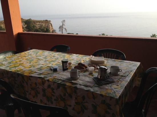 Villaggio Torre Sant'Irene: panorama dalla camera