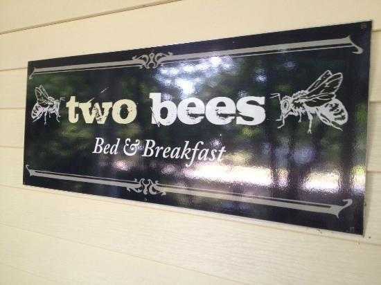 Two Bees Bed & Breakfast: More attention to detail