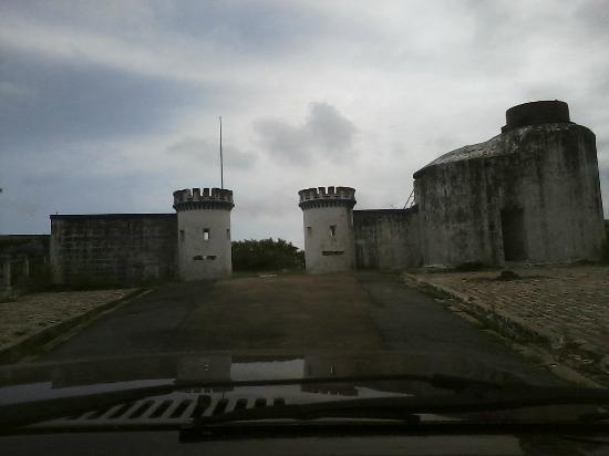 Fortaleza de Itaipu