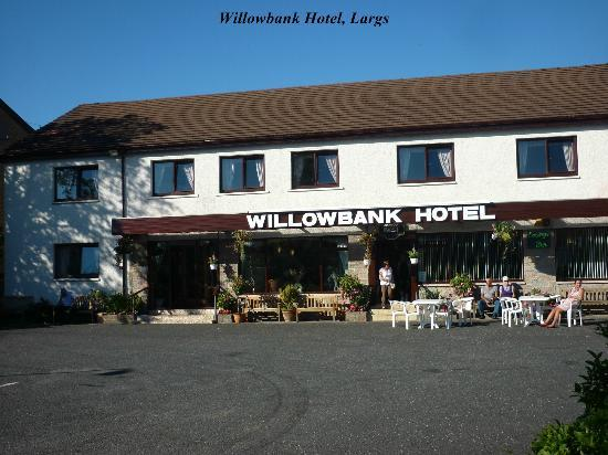 Willowbank Hotel Front View Of