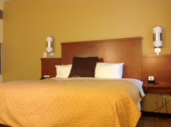 Hyatt Place Des Moines Downtown: chambre 422