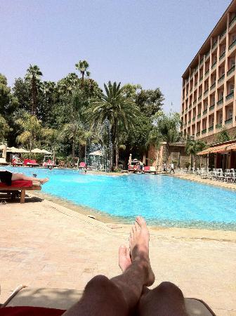 Es Saadi Gardens & Resort: Piscine