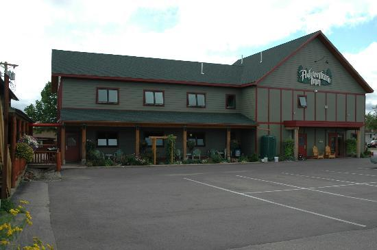 The Adventure Inn, a GREAT place to stay in Ely, MN