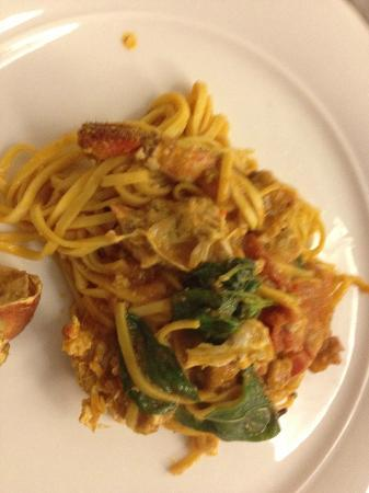 Ristorante Mare - Artigiani del Pesce: pasta with seafood