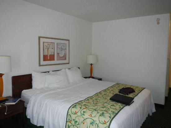 Fairfield Inn Visalia: Room 218