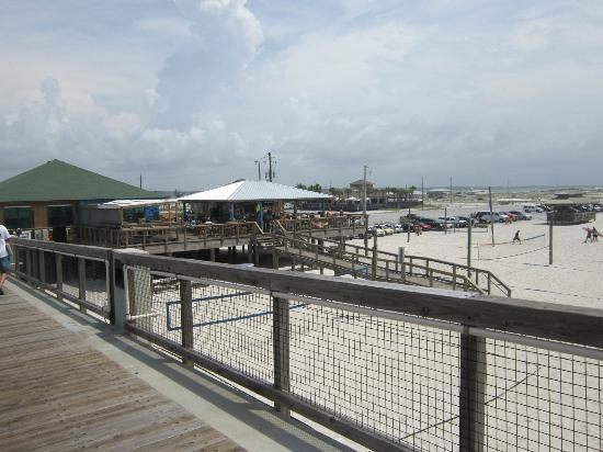 ‪Navarre Beach Fishing Pier‬