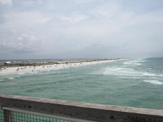 Navarre beach fishing pier all you need to know before for Navarre beach fishing pier