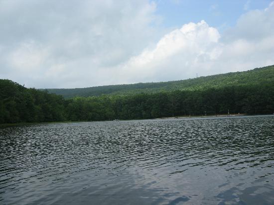 Locust Lake State Park: The Lake