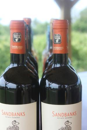 Sandbanks Estate Winery : Sandbanks winery