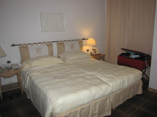 Grand Hotel Minerva: Bedroom
