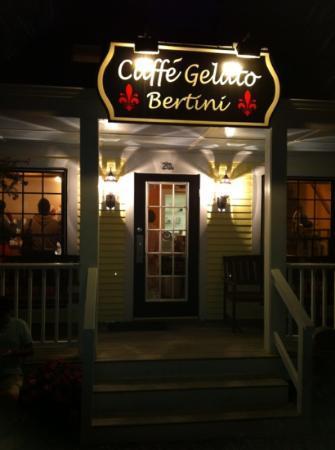 Caffe Gelato Bertini : best gelato!