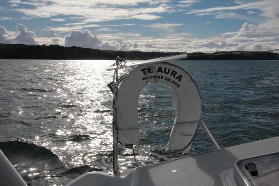 Waiheke-øya, New Zealand: Te Aura