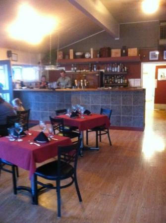 Bel Lago ristorante, Waterton