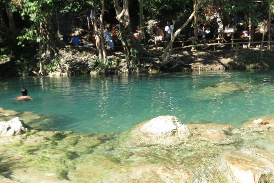 Bolinao Falls 1: simple & serene life