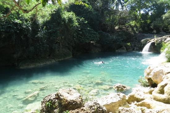 Bolinao Falls 1: majestic falls