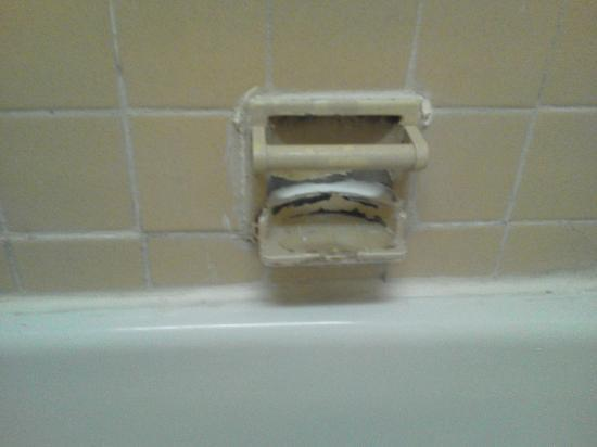 Days Inn St. Louis North : Soap Holder