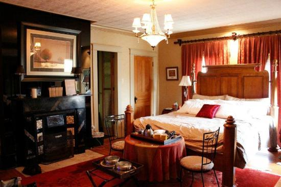 Park Place Bed & Breakfast: Prince of Wales suite