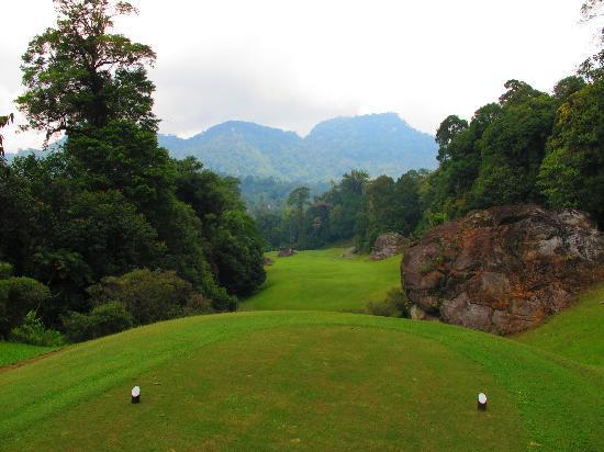 Borneo Highlands Resort: Golf