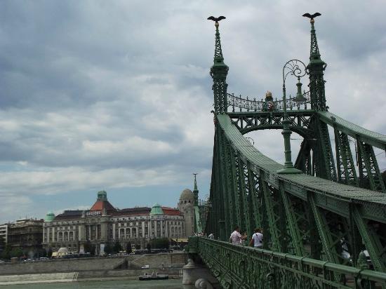 Budapest, Ungarn: Gellert
