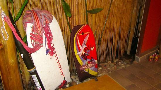 Hotel Meli Melo: Surf, Body board, excursion, zip line, pêche ou farniente?