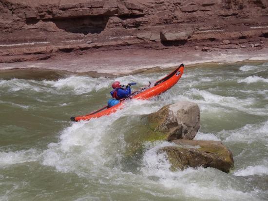 Adrift Adventures Dinosaur National Monument: Green River, Utah