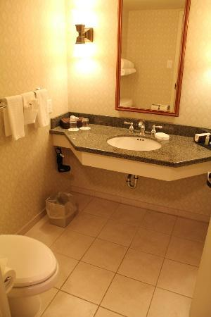St. Eugene Golf Resort & Casino: Bathroom