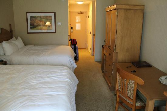 St. Eugene Golf Resort & Casino: Room 2129
