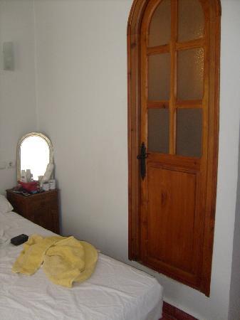 Hostal Guernika: Salle de bains