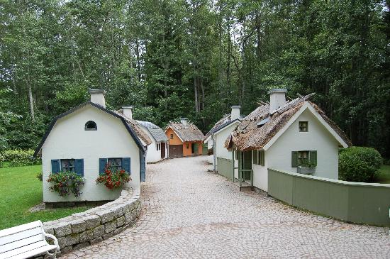 Astrid Lindgren's World: Brenda Brave'S House