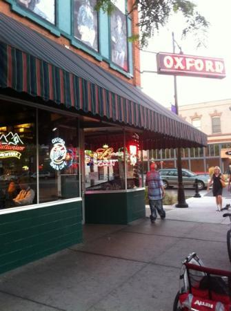 Oxford Saloon and Cafe: An unassuming corner