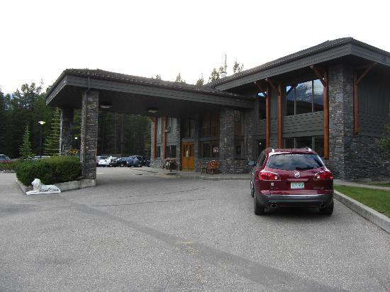 Mountaineer Lodge: Main Lodge