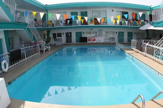 El Ray Motel: Pool