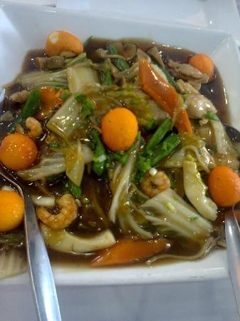 Chinatown Best Food Banawe Menu