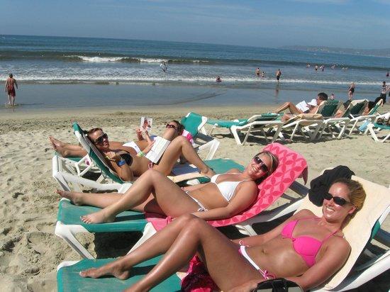ريو جاليسكو أول إنكلوسيف: The beach 