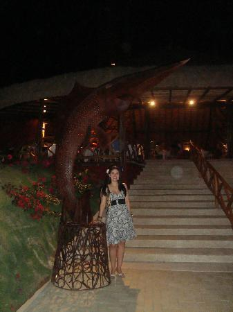 Royal Decameron Punta Centinela: Entrada al comedor