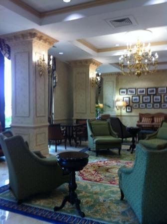 Hilton Jackson: lobby