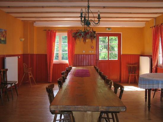 salle à manger L'Instant