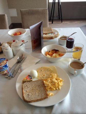 Kossak Hotel: breakfast