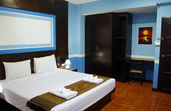 Amici Miei Hotel: My room