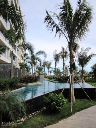 إم جي إم جراند سانيا: Hotel area 