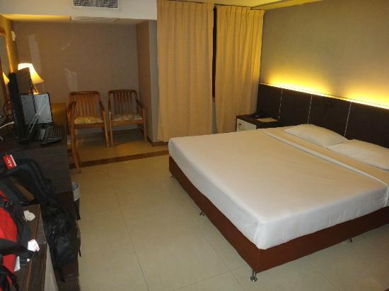Bangkok City Suite: Chambre 429 