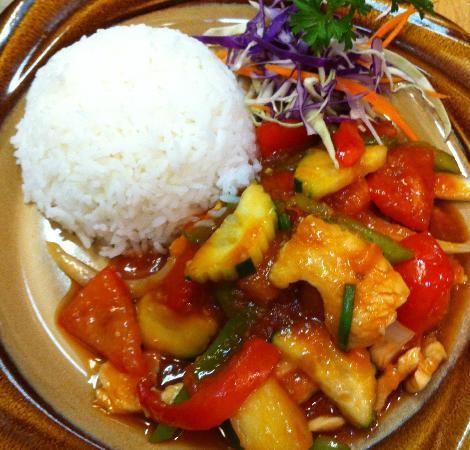 Thai Chilie: Sweet & Sour
