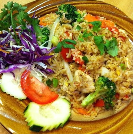 Thai Chilie: Fried Rice