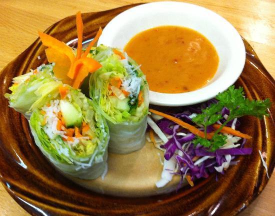 Thai Chilie: Thai Roll