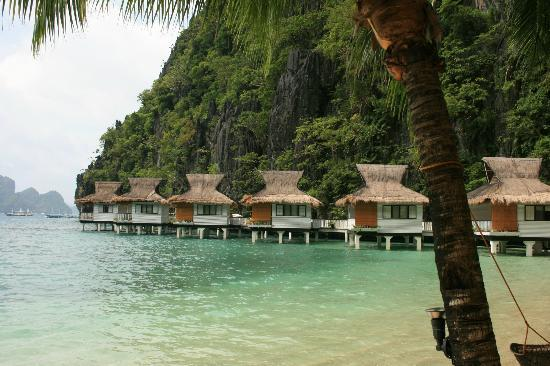 El Nido Resorts Miniloc Island: Water Cottage, El Nido Resort, Miniloc Island
