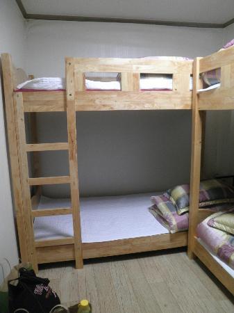 Namdaemun Guesthouse Seoul: Bunk beds