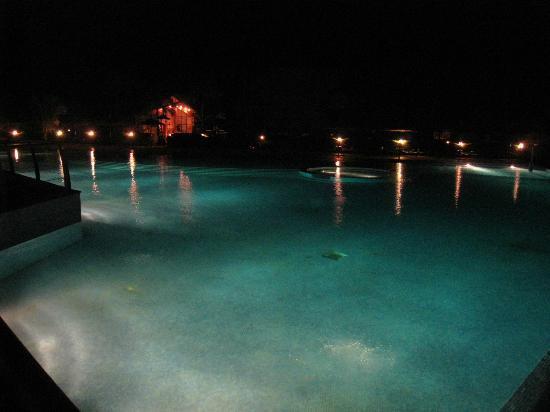 Hotel Le Royal Lodge : Piscine