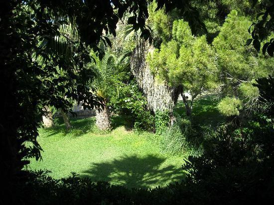 Damnoni Paradise: la vista dal nostro terrazzino