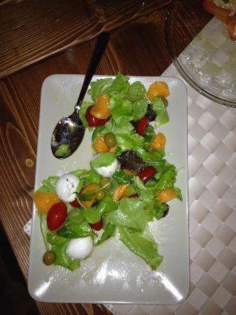 Vicolo Divino : insalata colorata!!!!