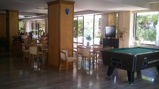 Imperial Hotel: main area near reception